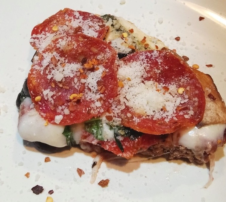 Dr. Ettinger's Ketogenic Meatzza