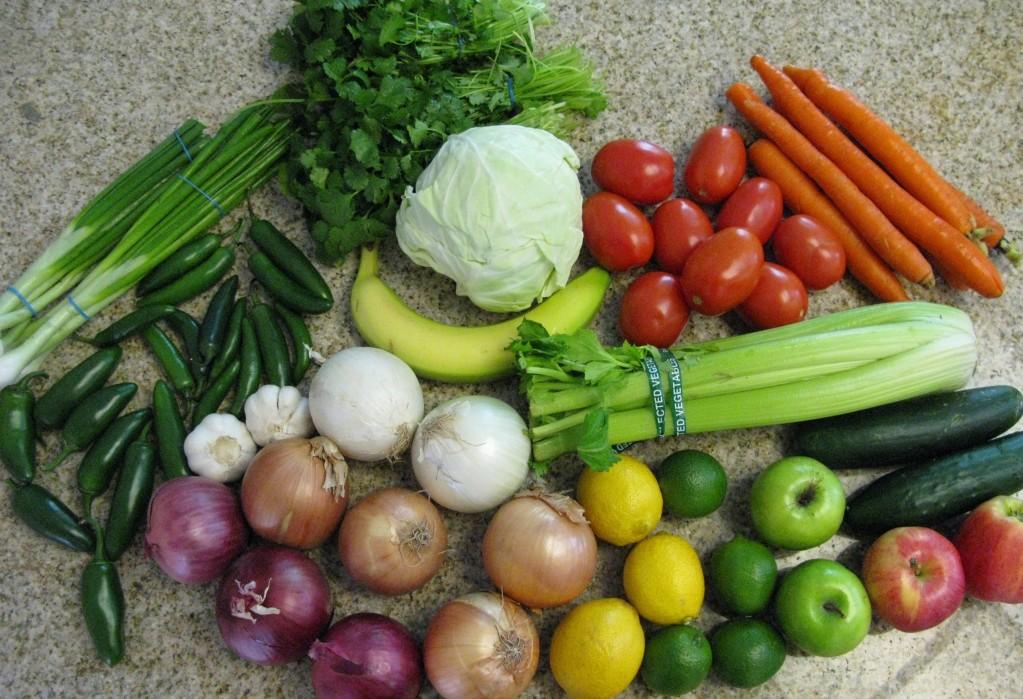 Dr. Marcus Ettinger Loves Vegetables