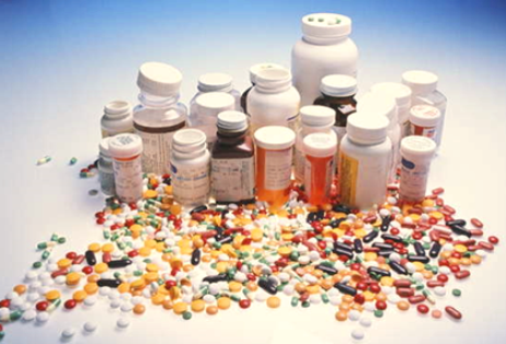 harmful prescription medication