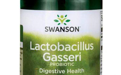 Lactobacillus gasseri For H. pylori Eradication