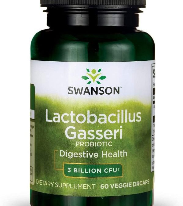 Lactobacillus gasseri For H. pylori Eradication