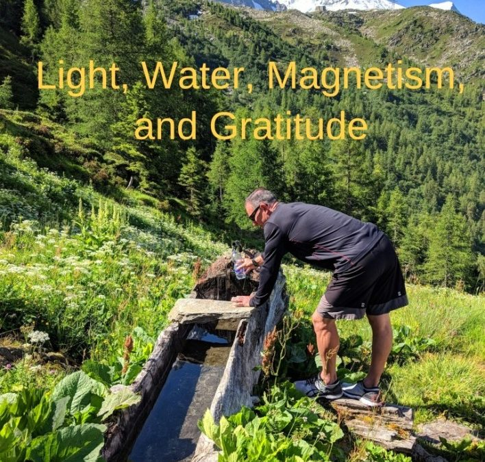 The 4 Best Videos Pulling Together Light, Water, Magnetism, and Gratitude