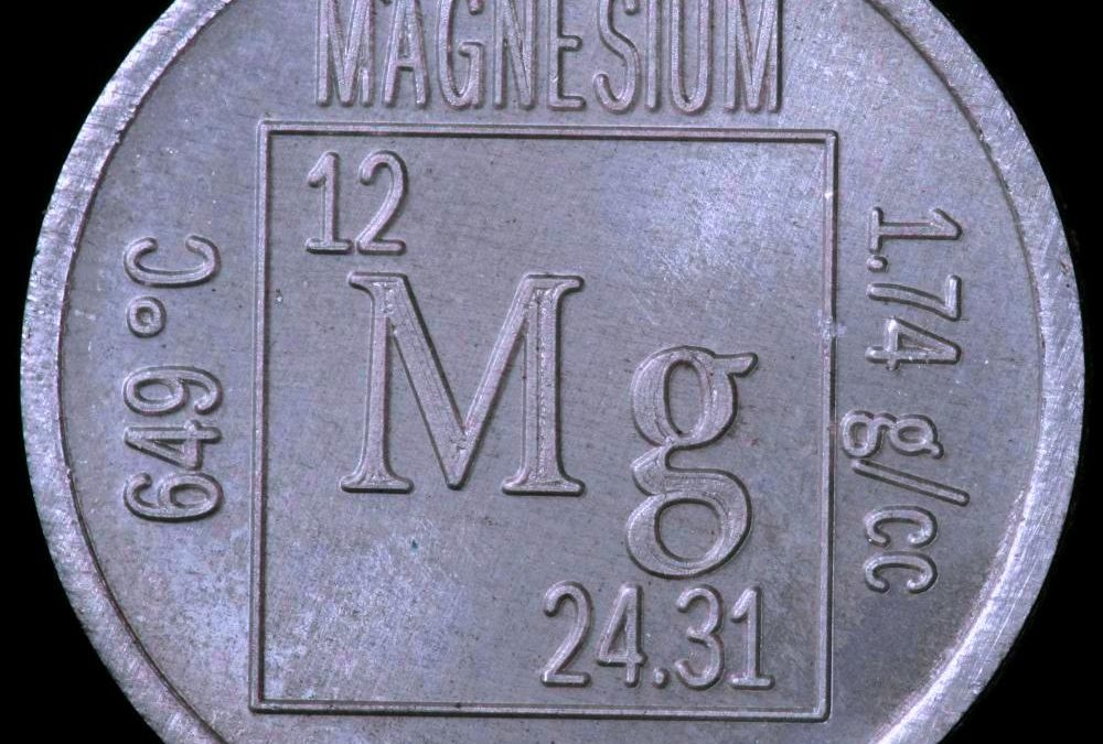 Magnesium the Miracle Mineral - 5 little known facts
