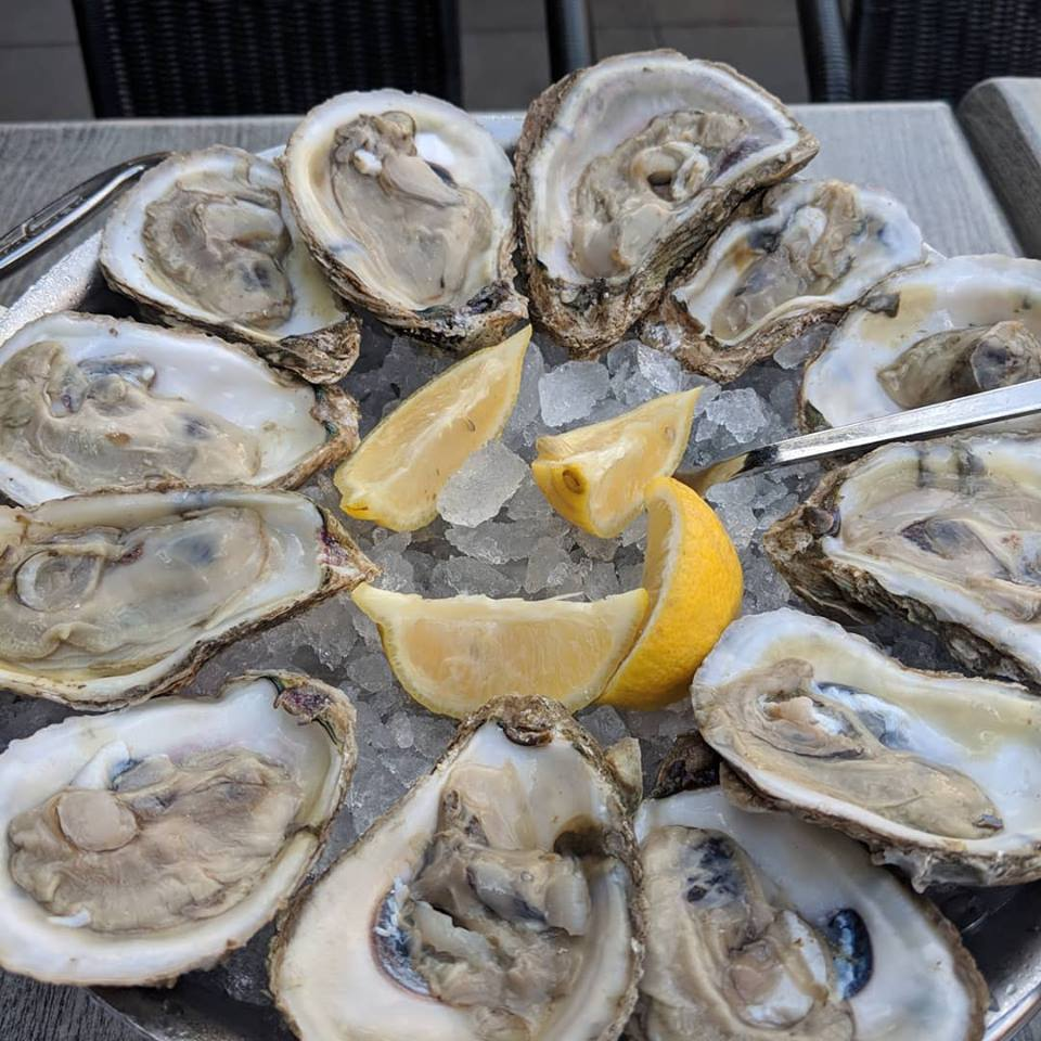 Consumption of oysters helps, through deuterium depleted water and their DHA content, to reduce any negative effect caused by Bioaccumulation