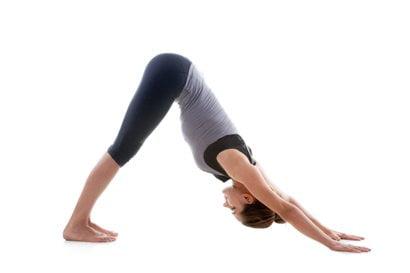 yoga-downward-dog-pose-natural-constipation-Remedies
